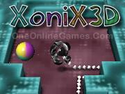 Xonix 3D Level Pack