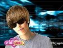 New Look Justin Bieber