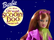 Barbie Great Scooby Doo Search