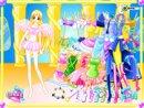 Colourful Girl 7