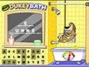 Johnny Test Dukey Bath