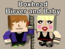 Boxhead Biever and Baby