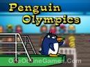 Penguin Olympics Game