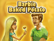 Barbie Baked Potato