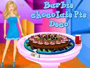 Barbie Chocolate pie