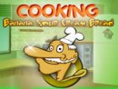 Kitchen Cooking Banana Sour Cream Bread
