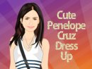 Cute Penelope Cruz Dress Up