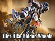 Dirt Bike Hidden Wheels