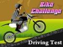 Driving Test Bike Challenge