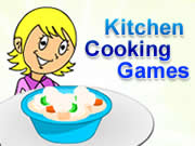 Kitchen Cooking Games