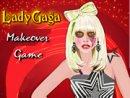 Lady Gaga Makeover Game