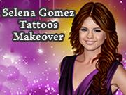 Selena Gomez Tattoos Makeover