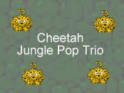 Cheetah Jungle Pop Trio