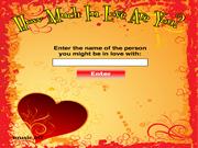 How Much In Love R U Quiz