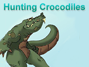 Hunting Crocodiles