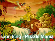 Lion king - Puzzle Mania