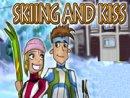 Skiing and Kissing