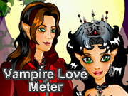 Vampire Love Meter