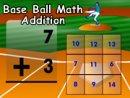 Base Ball Math - Addition Edition
