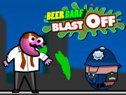 Beer Barf Blast Off
