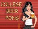 College Beer Pong