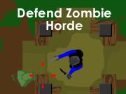 Defend Zombie Horde