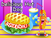 Delicious Hot Dog