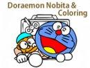 Doraemon Nobita and Coloring