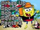 Dress Up SpongeBob Square Pants 2