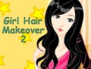 Girl Hair Makeover 2
