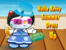 Hello Kitty Summer Dress Up