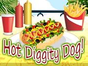 Hot Diggity Dog
