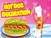 Hot Dog Decoration