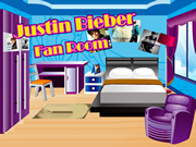 Justin Bieber Fan Room Decoration