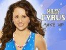 Miley Cyrus Make Up
