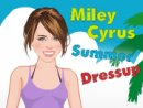 Miley Cyrus Summer Dress Up