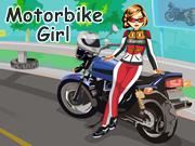 Motorbike Girl