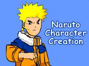 Naruto Character Creation