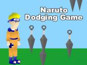 Naruto Dodging Game