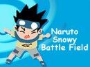 Naruto Snowy Battle Field