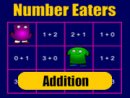 Number Eaters Addition