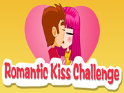 Romantic Kiss Challenge