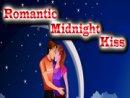 Romantic Midnight Kiss