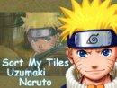 Sort My Tiles Uzumaki Naruto