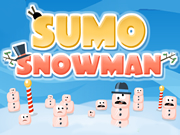 Sumo Snow Man