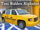 Taxi Hidden Alphabet