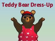 Teddy Bear Dress-Up