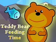 Teddy Bear Feeding Time