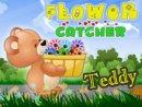Teddy Flower Catcher