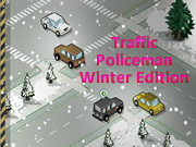 Traffic Policeman - Winter Edition